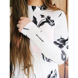 ASOS Floral flowy dress 🌿